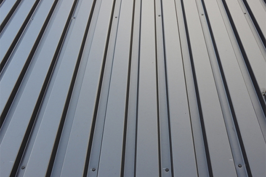 ガルバリウム鋼板・ステンレス