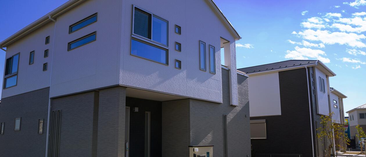 戸建て住宅用塗料特集