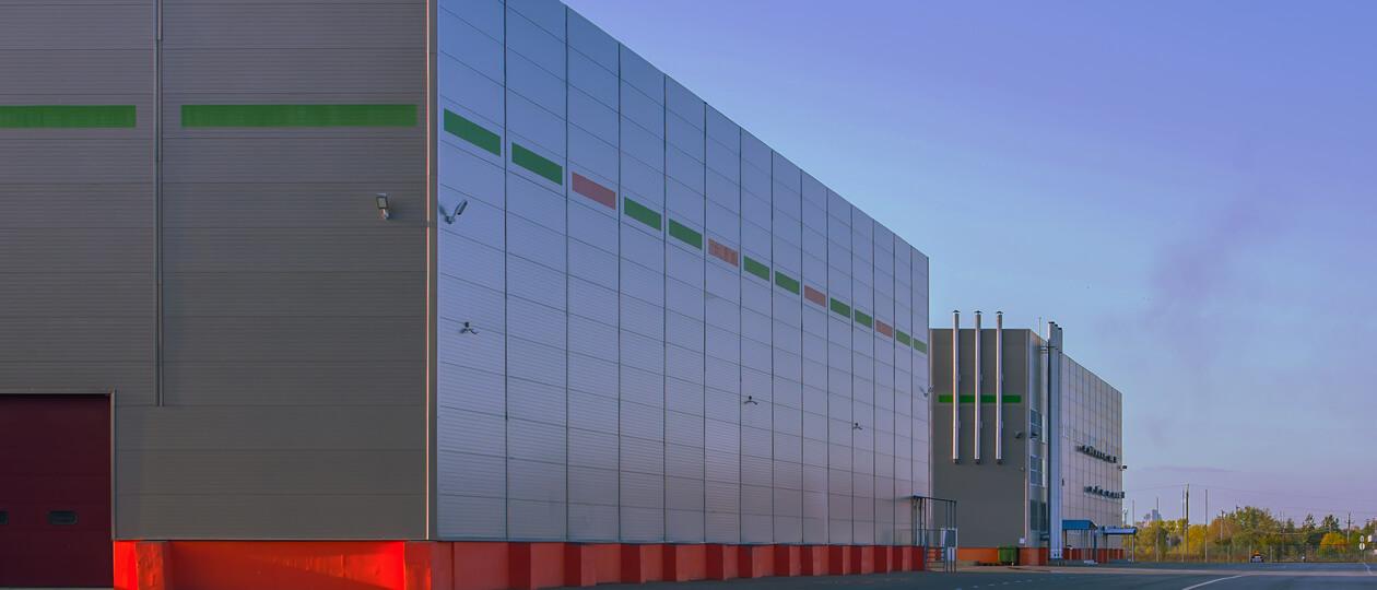 工場・倉庫屋根用塗料特集