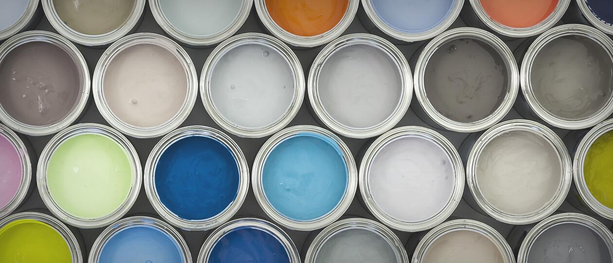 塗料の種類・選び方